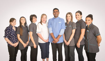 Dental Implant in Perth Office Team